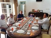 Gubernur ke-5 dan ke-10 Kalteng Bertemu di Istana, Ini yang Dibahas