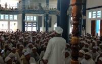 Syahadat Mualaf Berkumandang pada Tabligh Akbar Ustadz Arifin Ilham di Kapuas