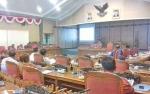Bupati, Wabup dan Sekda Kompak Hadiri Rapat Paripurna Bahas Laporan Hasil Reses DPRD Lamandau