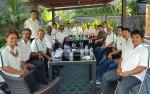 H Abdul Rasyid Gelar Coffee Morning dengan Manajemen PT. Sawit Sumbermas Sarana Tbk