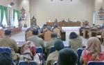 Lagi-Lagi Rapat Paripurna DPRD Katingan Molor