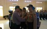 Dua Pejabat Polres Sukamara Dimutasi