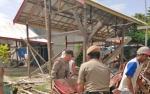 Satpol PP Sukamara Larang Pedagang Berjualan di Trotoar