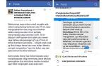Munculnya Aktivitas LGBT di Pangkalan Bun Menuai Hujatan dari Netizen