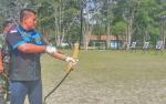 Menyambut HUT TNI AU, Lanud Iskandar Bakal Gelar Lomba Menyumpit dan Memanah