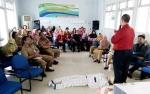 Karyawan RSUD dr Murjani Sampit Dilatih Pertolongan Dasar Pasien Henti Jantung