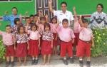 Anggota DPRD Gunung Mas Ini Mencari Solusi Memudahkan Pelajar di Tempat Relokasi