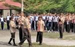 Ekskul Pramuka SMAN 5 Palangka Raya Laksanakan Kemah Blok