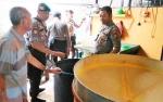 Polisi Bongkar Pabrik Lonang di Rumah Warga