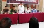 Disibukan Dengan Polemik Pencalonannya, Ketua DPRD Kotim Tetap Serap Aspirasi Warga