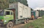 Genset Berkapasitas 3 MW Tiba di PLTD Sukamara