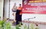 Wakil Bupati Gunung Mas Ingatkan Warga Wajib KTP Harus Rekam Data