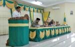 Eksekutif Kembali Ajukan 6 Raperda ke DPRD