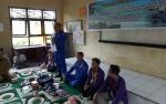 Ditpolair Polda Kalteng SosialisasiBahaya Narkoba ke Sekolah di Sampit
