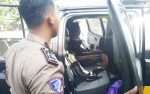 Bawa Badik, AH Diamankan Tim CRT Polres Barito Utara