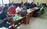 Diskominfosandi Barito Utara Rakor Kemitraan Media Massa 2018