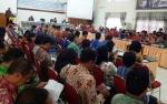 Bupati Gunung Mas Sampaikan Lima Hal Saat Rapat Koordinasi Evaluasi APBD