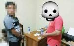 Rudi Hartono Selalu Bawa Anak Saat Edarkan Sabu