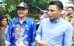 Jalan Menuju Kecamatan Seranau dan Pulau Hanaut Dibangun Tahun ini