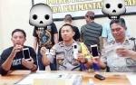 Tim Rajawali Polres Palangka Raya Ringkus Dua Pengedar Sabu