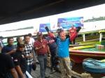 Melihat Keseharian Masyarakat Asli Sampit Dengan Wisata Susur Sungai