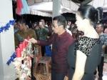 Bupati Hadiri Perayaan Natal dan Syukuran Tahun Baru K3
