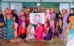 Pasangan Wiwin-Elman Didukung Ibu-ibu Yasinan Desa Talingke
