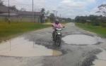 Jalan Rusak di Kuala Kurun Harus Cepat Dilakukan
