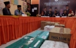 Rizky-Daryana Juga Serahkan 16.261 Dukungan Tambahan ke KPU Palangka Raya
