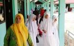 Wabup Sukamara Apresiasi Bangunan SMPIT Muhammadiyah