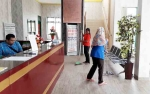 RSUD Lamandau Rekrut 26 Petugas Cleaning Service untuk Tangani Kebersihan