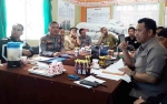 KPU Murung Raya Bahas Penempatan Alat Peraga Kampanye Pilkada