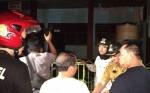 Proses Pemadaman Kebakaran di Teluk Dalam Sampit Masih Berlangsung