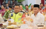 Gubernur Kalteng Sugianto Sabran akan Menerima Gelar Adat Jawa