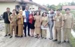 Ketua DPRD Palangka Raya Janji Realisasikan Pembuatan Pagar SDN 2 Banturung
