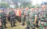 Pangdam XII/Tpr Tegaskan Personel TNI Tidak Boleh Lalai Amankan Wakil Presiden
