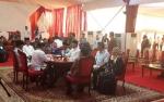 Pernikahan Gubernur Sugianto-Ivo Tergambar Lancar