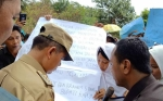 Bupati Cepat Merespon Permintaan Warga Desa Tamban Selatan