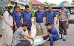 Polres Kotawaringin Timur Musnahkan 17,08 Gram Sabu