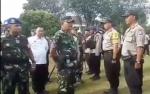 Ini Video Saat Pangdam XII/Tpr Pimpin Apel Pengamanan Wakil Presiden