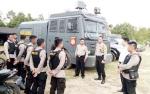 Polres Lamandau Dapat Tambahan 16 Personel Dari Polda Kalteng