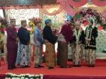 Gubernur Kalteng Diberi Gelar Jawa yang Cukup Bergengsi
