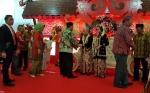 Wakil Wali Kota Palangka Raya Turut Berbahagia di Hari Pernikahan Gubernur Kalteng