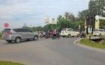 Simpang Bukit Keminting-Yos Sudarso Padat