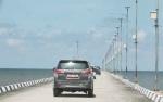 Seruyan Gelontorkan Rp43 Miliar untuk Akses ke Pelabuhan Segintung
