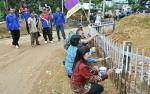 Desa Tri Tunggal Wakili Lamandau pada BBGRM Tingkat Provinsi Kalteng Tahun 2018