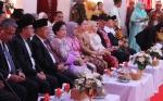 Bertabur Tokoh Nasional, Panitia Pernikahan Gubernur Kalteng Bahagia