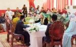 Sah... Gubernur Kalteng Sugianto Lancar Ucapkan Ijab Kabul