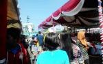Ribuan Tamu Undangan dan Masyarakat Menyemut di Bundaran Besar Palangka Raya