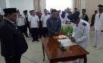 Pelantikan 4 Kades di Sukamara Tetap Dilaksanakan 29 Januari